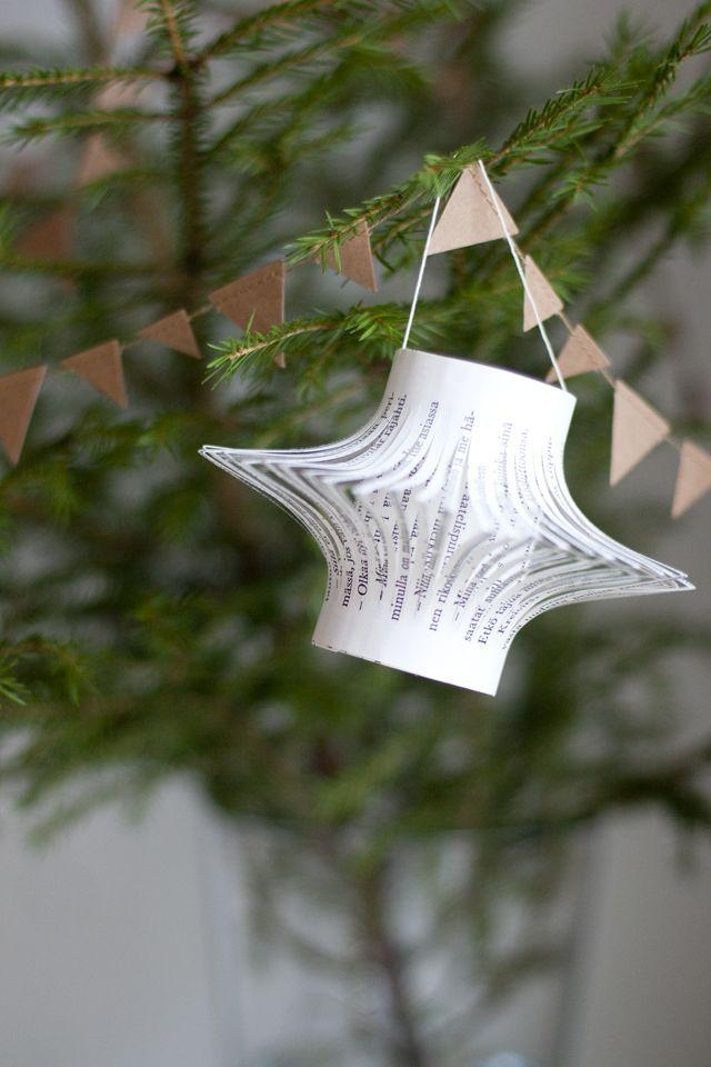 Paperilyhdyt / Paper Lantern Ornaments