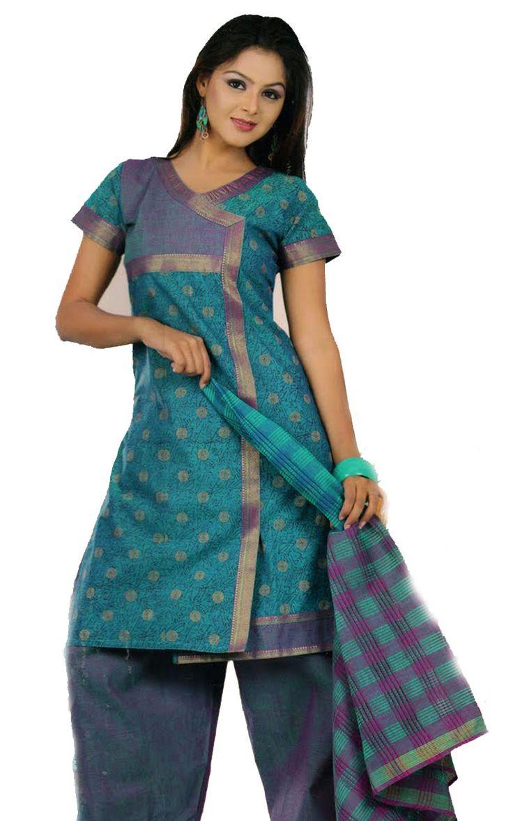 designer salwar kameez neck designs - Google Search
