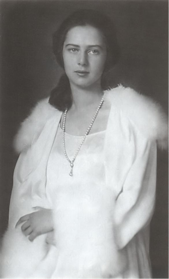 Princess Ileana (born Her Royal Highness Ileana, Princess of Romania, Princess of Hohenzollern. After marriage she was known as Her Imperial and Royal Highness, Ileana, Archduchess of Austria, Princess Imperial of Austria, Princess Royal of Hungary and Bohemia, Princess of Tuscany, Princess of Romania, Princess of Hohenzollern.)