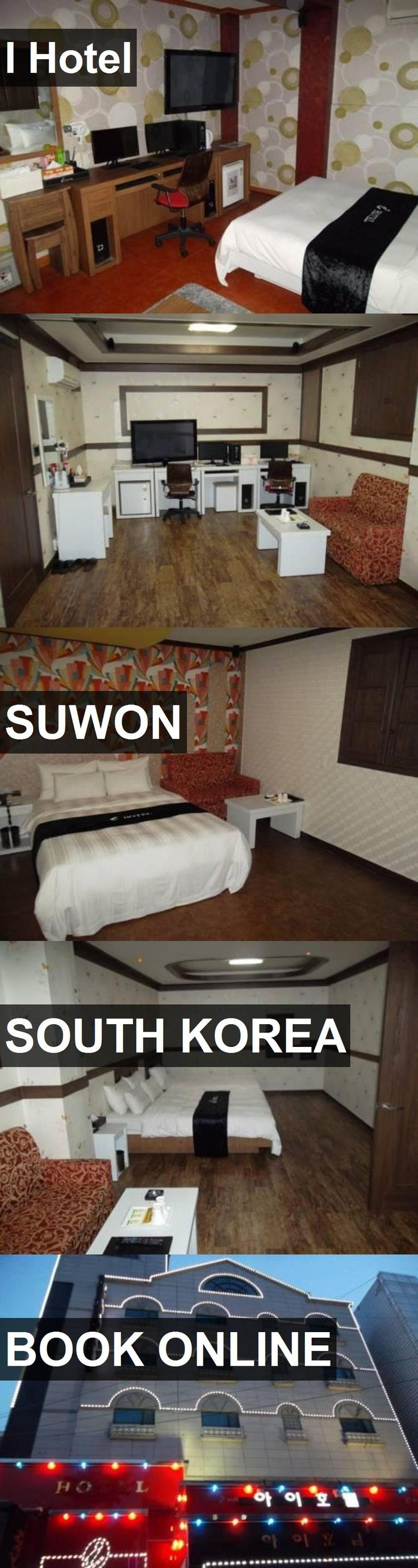 I Hotel in Suwon, South Korea. For more information, photos, reviews and best prices please follow the link. #SouthKorea #Suwon #travel #vacation #hotel