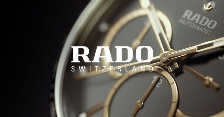 RADO | If we can imagine it, we can make it. And if we can make it, we will.