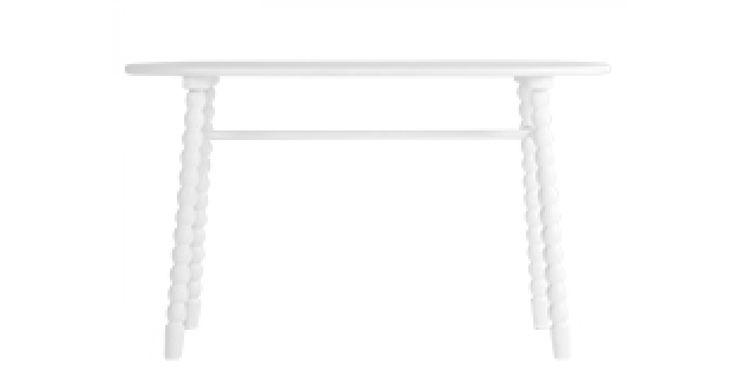 Cara Desk, White   made.com