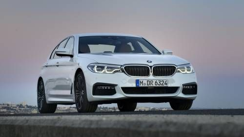 New BMW 5 Series Handles Like a 3 Series Has Above-Tesla Self-Driving Potential