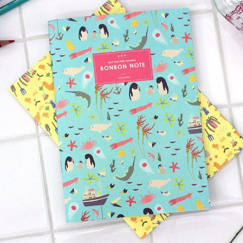 Cuaderno Bon Bon Mar - Sweetly Before - 1