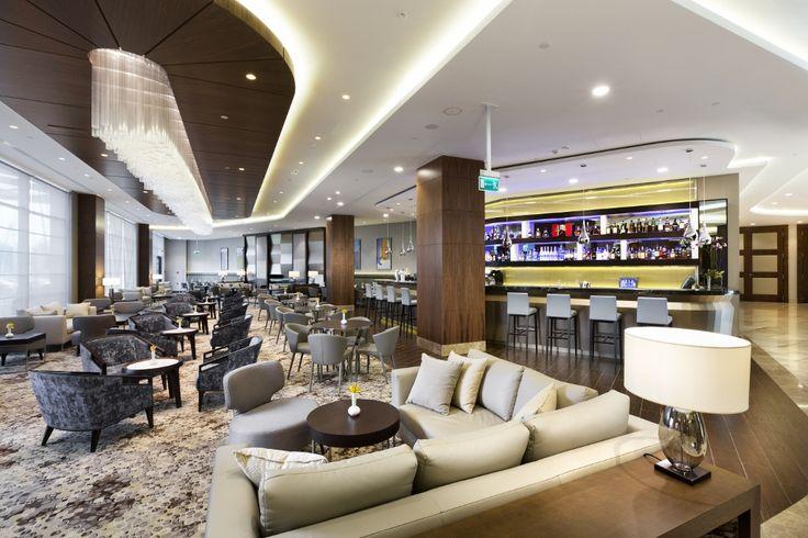 Lobby Bar w DoubleTree Warsaw