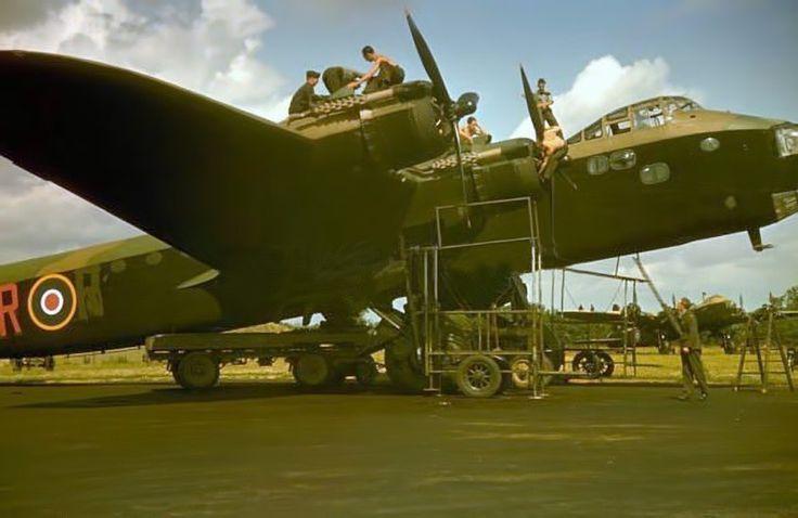 Short Stirling bomber. | Flickr - Photo Sharing!