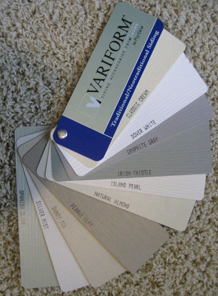Building our First Home with Ryan Homes: Our Exterior Color Selections