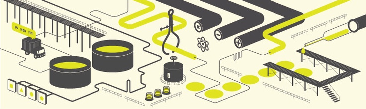 Factory illustration #4