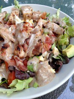 Tupelo Honey Cafe Pecan Vinaigrette Recipe - Asheville NC Restaurants - Southern Food