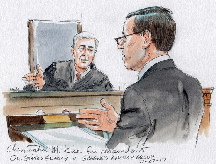 Courtroom sketches are a good source of information graphic. Even though illustrations are considered outdated and inaccurate,  Cameras are not allowed in courtrooms so illustrations are a good form to document the happenings that the public can not see
