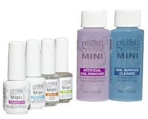This is AWESOME stuff and so it for a fraction of the price the salon charges you... gel polish start up kit. PRICE DROP – HOW TO DO YOUR OWN SHELLAC GEL NAIL POLISH AT HOME #GelPolish #Nails