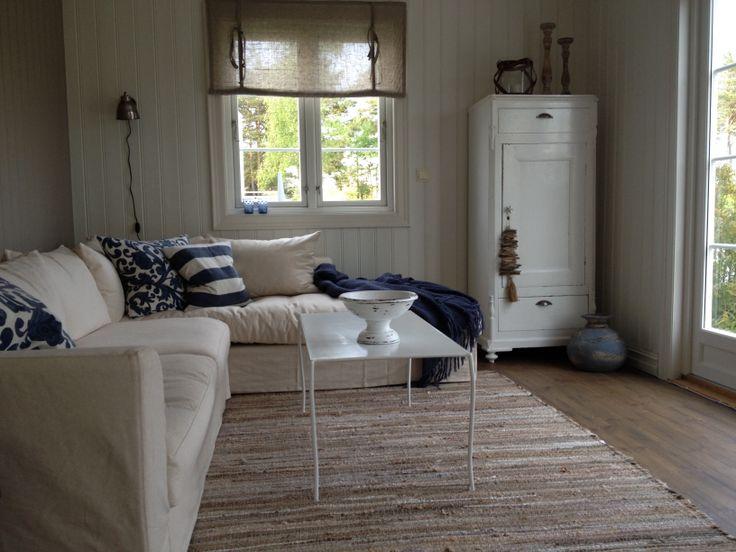 Coastal livingroom, Kragerø Resort