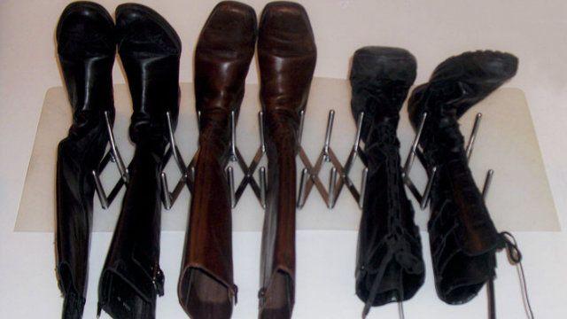 Ikea Variera Pot Lid Organizer ~ Pot lids, Organizers and Boots on Pinterest