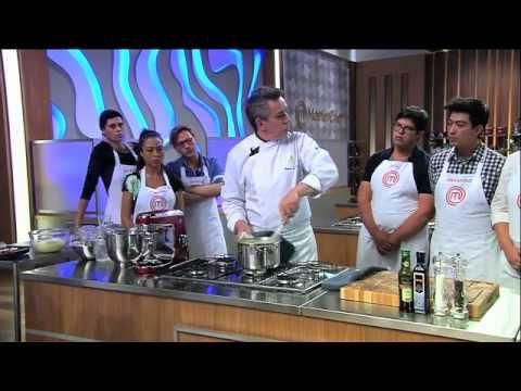 Receita Creme de Confeiteiro Masterchef Brasil 2015 chef Fabrice Le Nud