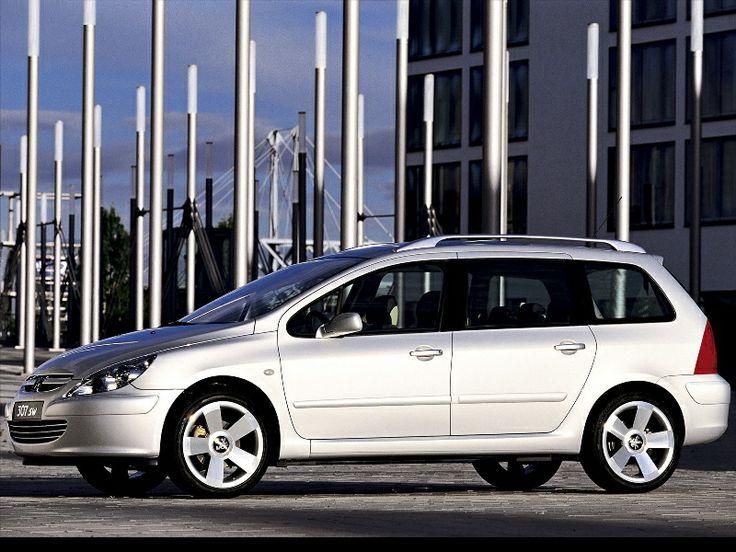 Peugeot 307 SW - 2001