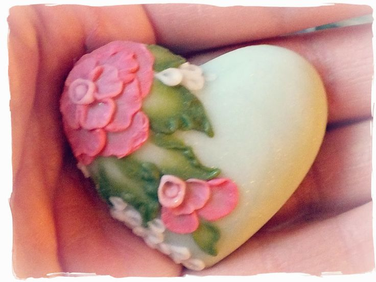 ...Make It With Me: How to Paint 3D Roses Using Super Softened STAEDTLER Fimo