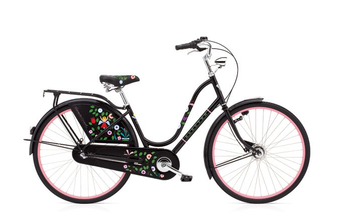 Electra Bike - Girard 3i - Tree of Life - so beautiful!