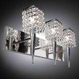 "For my feminine bathroom Sconce - ""Glam Sephora"" 3-Light Wall Sconce BAZZ - Rona.ca"