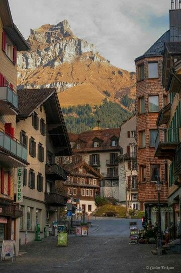 Engelberg, OW Switzerland.