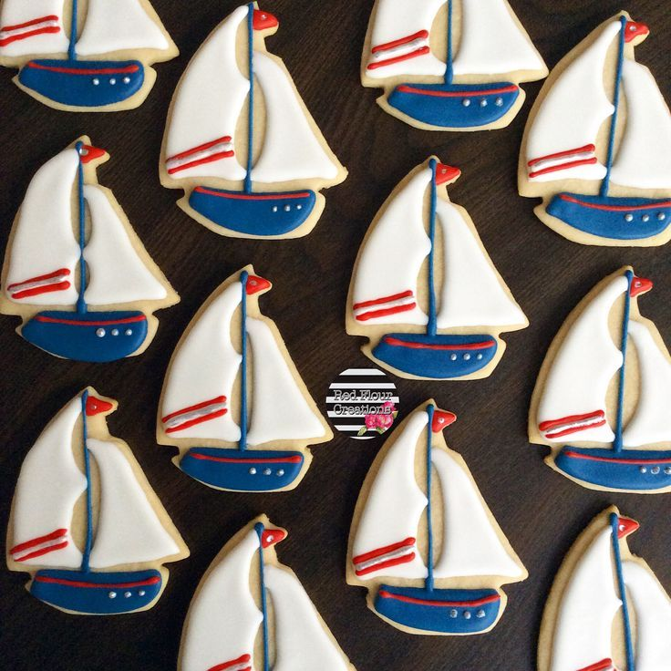 25+ best ideas about Sailboat Cookies on Pinterest | Sailboat ...