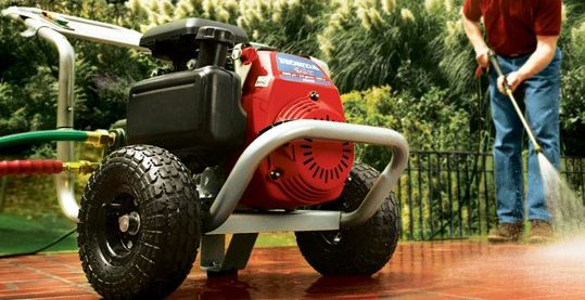 Your guide to the best Honda Pressure Washer