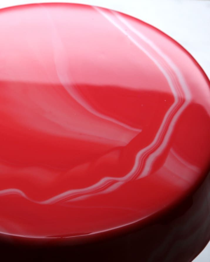This Mirror Glaze Cake Is Literally Insane