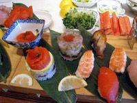 Food Menu - Whistler Samurai Sushi - Whistler Sushi Restaurant