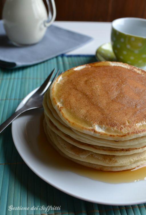pancakes vegani, Gestione dei Soffritti