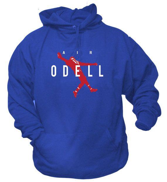 Odell Beckham Jr Air Odell Hoodie Sweat Shirt New by SportsCrack