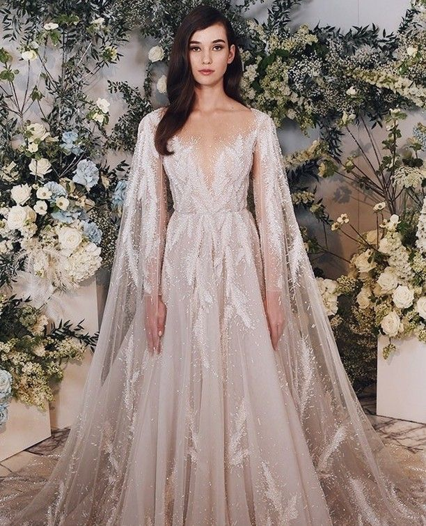 ethereal gown