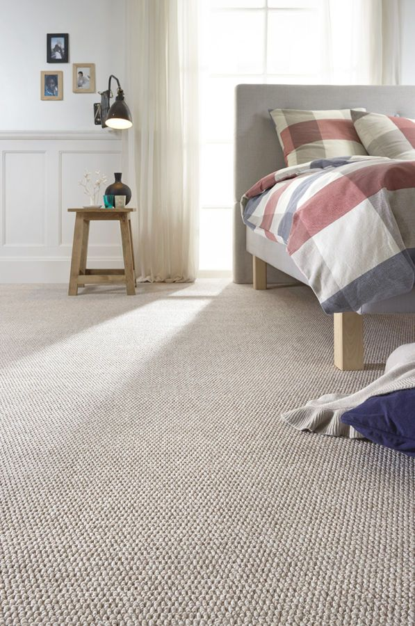 carpet in bedrooms
