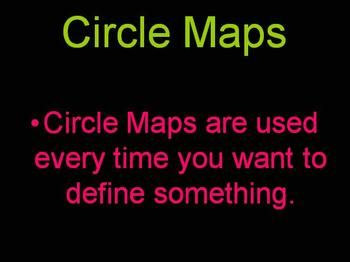 This PowerPoint uses a Circle Map (Thinking Maps model) to teach students about adverbs. Separate PowerPoints are available to show students step-by-step instructions of how to build sentences.Check out the free downloads: Teaching Nouns with a Tree Map, Teaching Verbs with a Tree Map, Teaching Adjectives with a Circle Map, WWW1: Teaching and Practice: Subjects and Power Verbs, Assessing Subjects and Power Verbs. (WWW stands for Wonderful Words of the Week.)