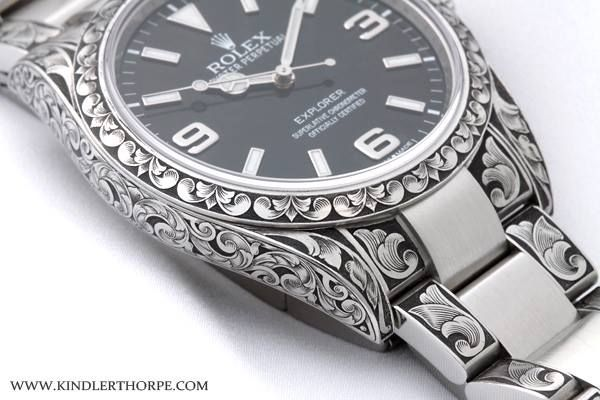 A little bit of watch engraving! - Engraving Forum.com - The Internet's Largest and Fastest Growing Engraving Community