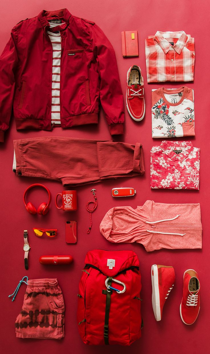 Red Alert! We've got the perfect pops of color for your spring wardrobe.