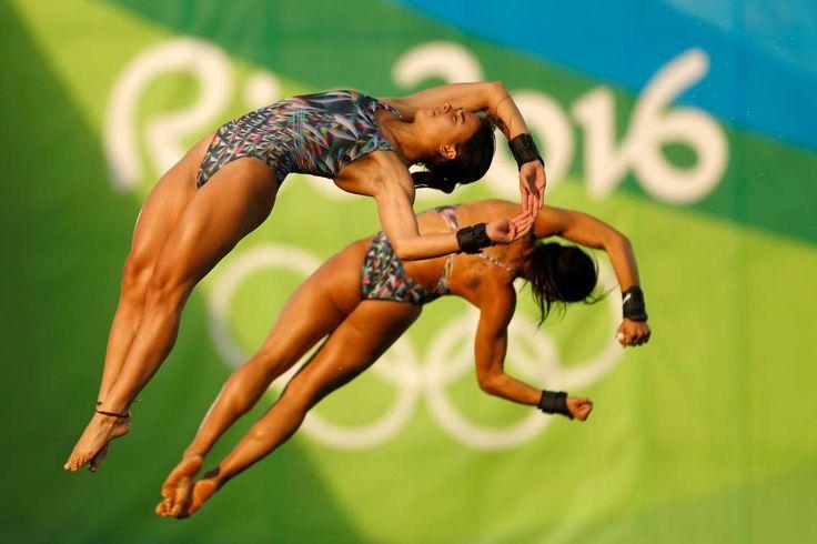 Una #Atleta #Brasileña cerca de salir de la #VillaOlímpica por #EscándaloSexual - Clive Rose/Getty #Images #JuegosOlímpicos #Río2016 #Brasil