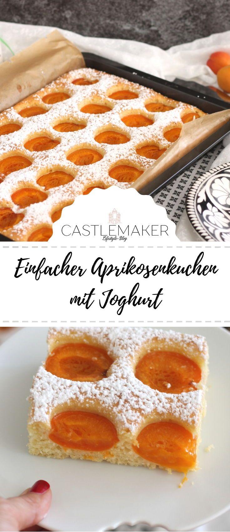 Super einfach, super schnell, super saftig – der perfekte Sommerkuchen für alle …   – Castlemaker Lifestyle-Blog Rezepte & mehr