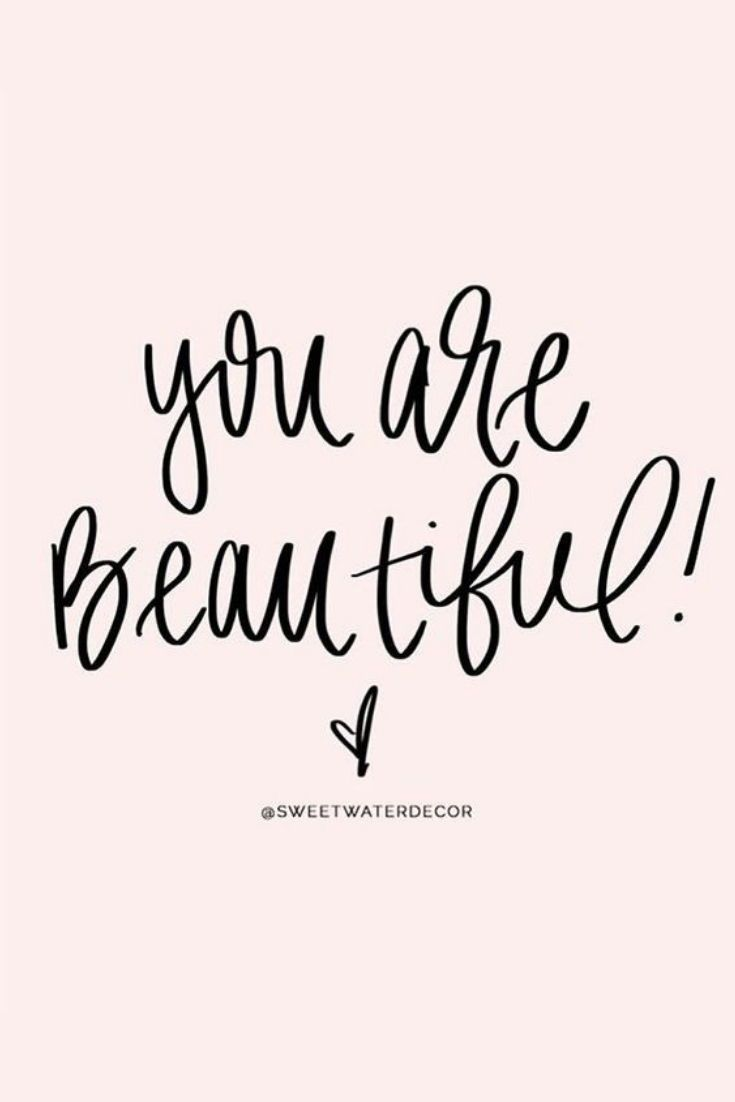You are beautiful, love   You are beautiful quotes, Quotes to ...