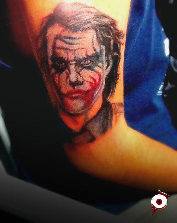Tatuaje realizado por Zombie Tattoo