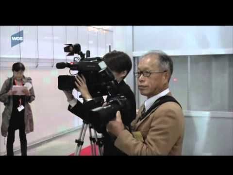 WOS TV  -  Opening of Japanese Koppert Cress facility (NL)
