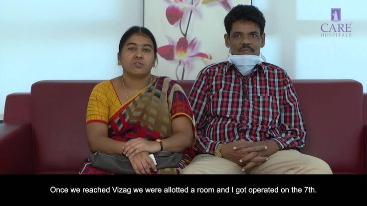 My husband's condition improved a lot after the surgery. Before the surgery he was very sick and we were all afraid seeing his condition. But he recovered so much in just one month that we are all stunned. All this was possible only because of the support extended by Dr Tom Cherian. CARE Hospitals truly lives up to its name. It takes good care of people!
