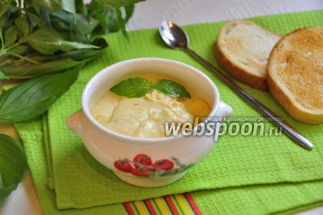 Фото Сырный соус