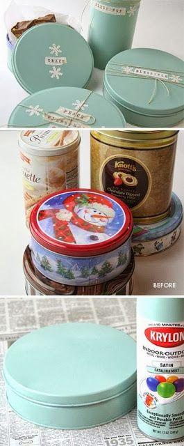 Simple & Chic Designs : 10 diy christmas ideas