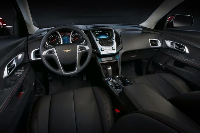 2016 Chevrolet Equinox Interior
