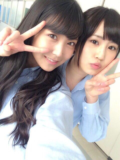 #NMB48 #白間美瑠 #古賀成美