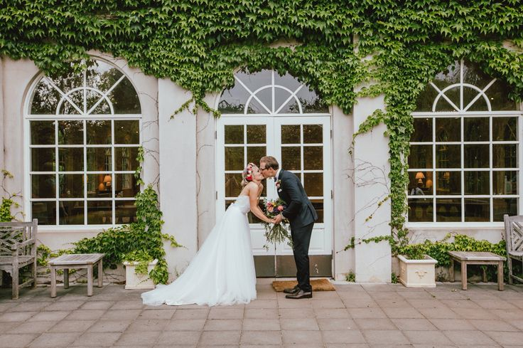 Enchanted forest wedding, Milton park Bowral, bride and groom
