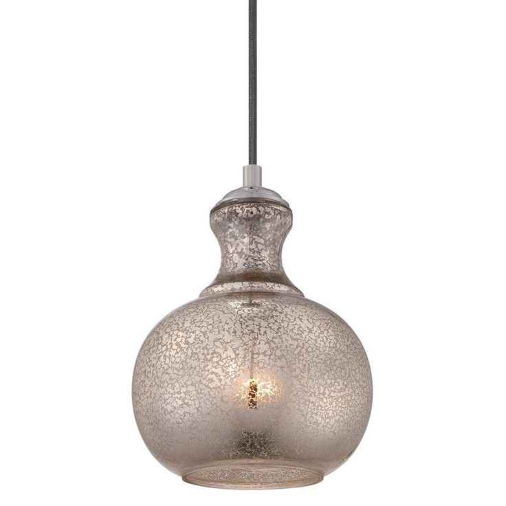 Quoizel lighting sonia artica mini pendant light with bowl dome shade