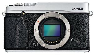 Fujifilm X-E2 16.3 MP Compact System Digital Camera with 3.0-Inch LCD - Body Only (Silver) #fujifilm #camera #compactsystem #compactcamera