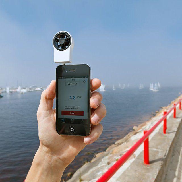 Shaka Wind Meter for iPhone: Applemobil Accessories, Ipadiphon Gadgets, Wind Speed, Shaka Iphone Wind Met, Wind Meter, Shaka Wind, Apples, Products Design, Tech Gadgets