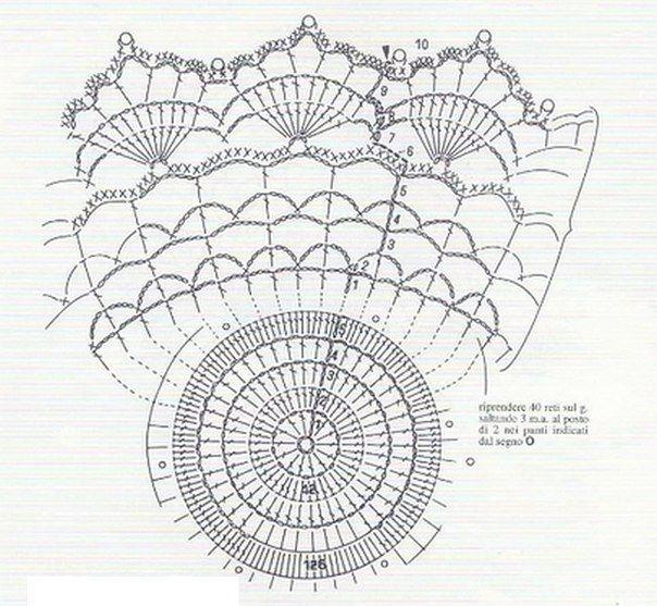 Mis Pasatiempos Amo el Crochet: Canastas tipo souvenirs