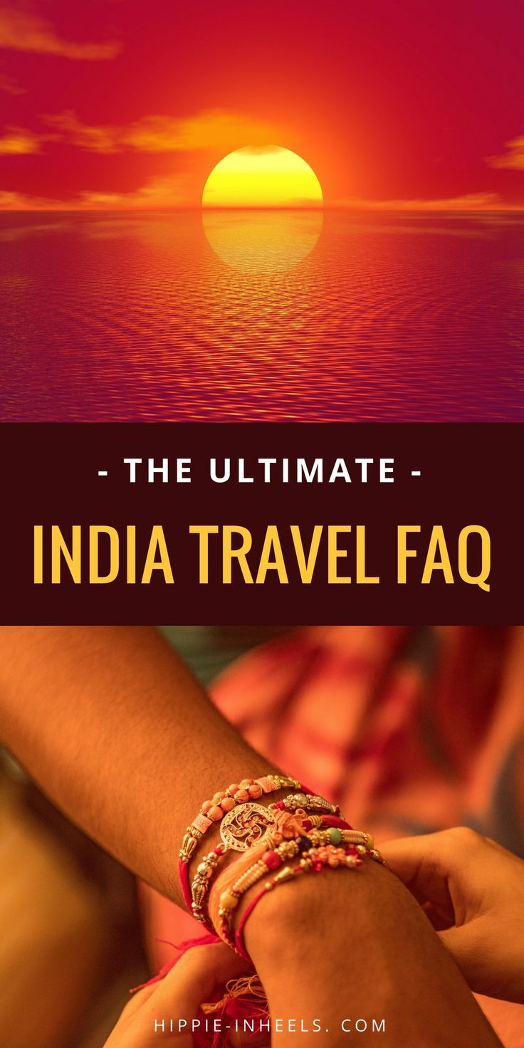 If you're planning to travel to India soon, you know it can be VERY overwhelming! I've backpacked on a budget, visited more remote places, and lived it up in style as a Goa expat. Here are ALL my best travel tips for India in this one little FAQ guide. #indiatravel #indiatravelguide #indiatravel